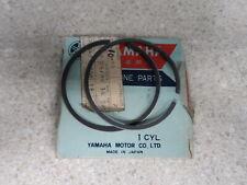 NOS OEM Yamaha Ring Set 1ST O/S 0.25 1969-70 LT5/A 1975-76 RS100B/C 335-11601-10