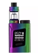 Genuine SMOK BABY ALIEN AL85 85W Vape Kit In Rainbow With samsung 18650 Battery