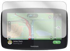 5x Schutzfolie für TomTom GO Essential 6 Display Folie klar Displayschutzfolie