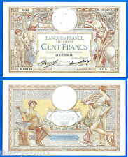 France 100 Francs 1935 1 August Serie R Merson Europe Frcs Frcs Free Ship World
