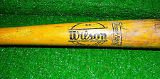 "Ralph Kiner Model Wilson Power Fused Baseball Bat Mlb Large 34"" 30 Oz"