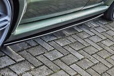 CUP Seitenschweller Schweller Sideskirts Schwerter ABS für Audi RS4 B5