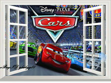 Cars Wall Decals Stickers