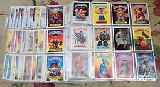 1986 GARBAGE PAIL KIDS  84A-124A & 84B-124B ** Hard to Find Set  in Pockets**