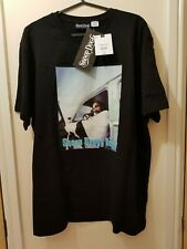 BNWT  LADIES TEE SHIRT  SNOOP DOG BRANDED SIZE  L   TOP MAN