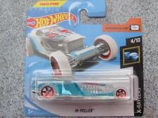 Hot Wheels 2018 #279/365 Hi-Roller Claro Azul Hw X-raycers