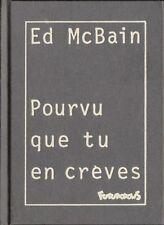Futuropolis Nouvelle 6/2 - Ed McBain - EO 1986 - ill. Götting