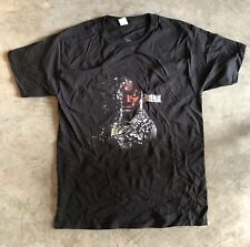 "MEEK MILL ""The Motivation Tour"" Concert - Small Black T-Shirt NEW"