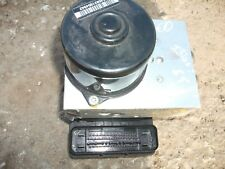 Jaguar S-Type 2.7 ABS Control Module. Genuine. 4R83-2C405-AB