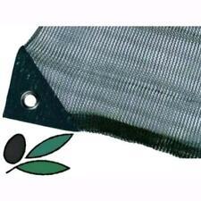 Telo Antispina Rete per raccolta Olive 90 gr/mq INTERA Verde Angoli Rinforzati