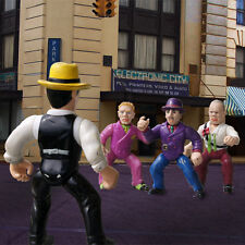 DICK TRACY 1990 mush mouth gangster MUMBLES action figure toy