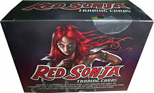 Breygent 2012 Red Sonja Factory Sealed Collectors Box with Sketch Card