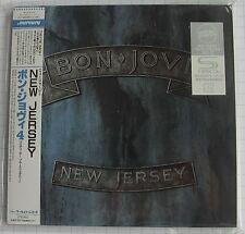 Bon Jovi-New Jersey + 2 bonus GIAPPONE SHM MINI LP CD OBI NUOVO! UICY - 94549