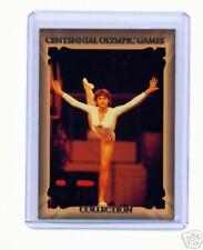 (100) 1996 OLYMPIC NADIA COMANECI GYMNASTICS CARDS