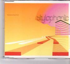 (FR679) Stylophonic, Way Of Life - 2003 DJ CD