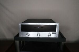 Marantz Model 510 Amplifier, Includes  plastic faceplate protector,Bench tested.