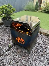 Fire Pit And Pizza Oven