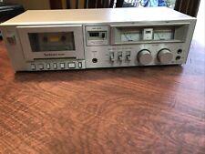 New ListingTechnics Rs M205 Cassette Deck Excellent Condition