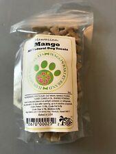 Hawaiian Pet Dog Treats Biscuits Bones Food Mango 3oz