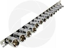 Female Torx Star External E Sockets E4-E24 TORX Socket Set 1/4 3/8 1/2in Drive