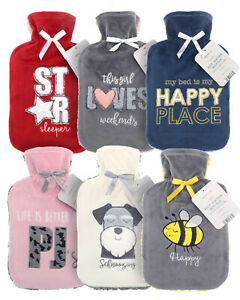 Hot Water Bottle Hot Water Bottle With Cover Novelty Hot Water Bottle Large
