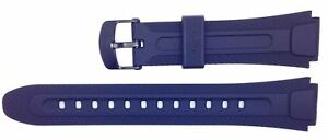 Genuine Casio Replacement Watch Strap Band 10194983 for Casio Watch AW-81-1A2W