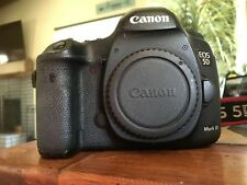 Canon EOS 5D Mark III 22.3MP Digital SLR Body - (4) Batteries + Charger Included