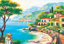 500Piece Jigsaw Puzzle A Beach view Hobby Home Decoration DIY