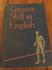 Greater Skill In English, Our Language, Grade 2, 1942
