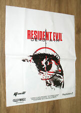 Resident evil Dead Aim promo Shopping Bag Rare 33x38cm