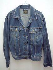 giacca giubbotto jeans uomo lee taglia L