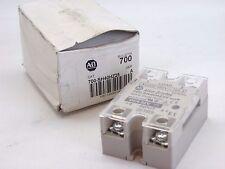 Allen Bradley 700-SH40HZ25 Solid State Relay 200-480Vac 40Amp 4-32VDC Input b268