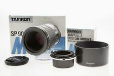 Tamron SP 90mm F/2.8 W/ Pentax Adaptall Mount