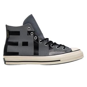 Converse Chuck 70 Gore-Tex High Top Men's Grey Black Lifestyle Sneakers Shoes