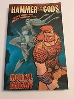 Hammer of the Gods Vol. 1 Mortal Enemy Image TPB by Oeming & Wheatley