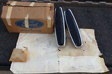 1969 1970 69 70 NOS Ford Galaxie XL 500 LTD front bumper guards guard set