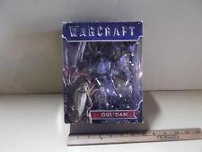 "World of Warcraft GUL'DAN 6"" Action Figure w/Accessories NIB Brand New"