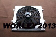 Aluminum shroud + fan for LandCruiser 75 Series HZJ75 1HZ 4.2 diesel