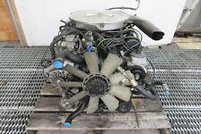 85 Mercedes R107 380SL engine, motor V8 M116
