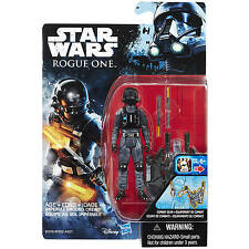 "Hasbro Star Wars Rogue One IMPERIAL GROUND CREW Action Figure 3.75"" IN HAND"