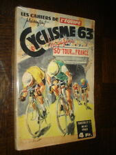 CYCLISME 63 - Les cahiers de l'Equipe n°17 - 50e Tour de France