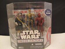 Star Wars - Droid Factory  Han Solo & R-3PO  NIB  (1215DJ2)  87816
