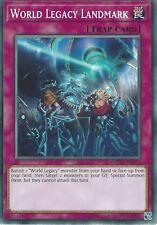 YU-GI-OH CARD: WORLD LEGACY LANDMARK - COTD-EN071