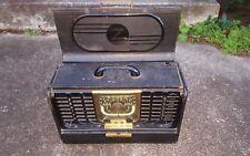 Zenith Trans-Oceanic Radio Model G500 1949-1951 Works