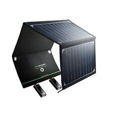 Ultra Léger Chargeur Panneau Solaire 16w / 5v 3.2a RAVPower 2 Port USB iSmart