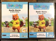 Wild Animal Baby Explorers: Beetle Mania and Other Stories (DVD, 2011) Preschool