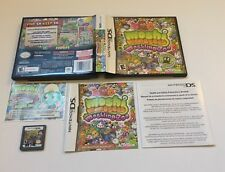 Moshi Monsters Moshing Zoo Nintendo DS Video Game Case Manuals CIB