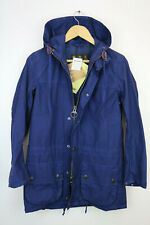 MENS BARBOUR JACKET INKY BLUE OVERDYED SI DURHAM RRP £275
