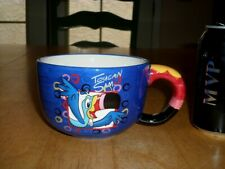 KELLOGG'S - FRUIT LOOPS CEREAL [ TOUCAN SAM BIRD ], Ceramic Coffee Cup, VINTAGE
