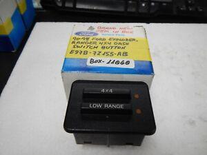 **FORD FUEL TANK SELECTOR SWITCH OEM NEW IB BOX # E6UZ-9A050-A (BOX-11390)*